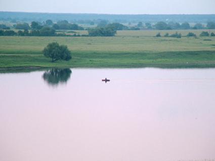Рыбалка в константиново рязанская область